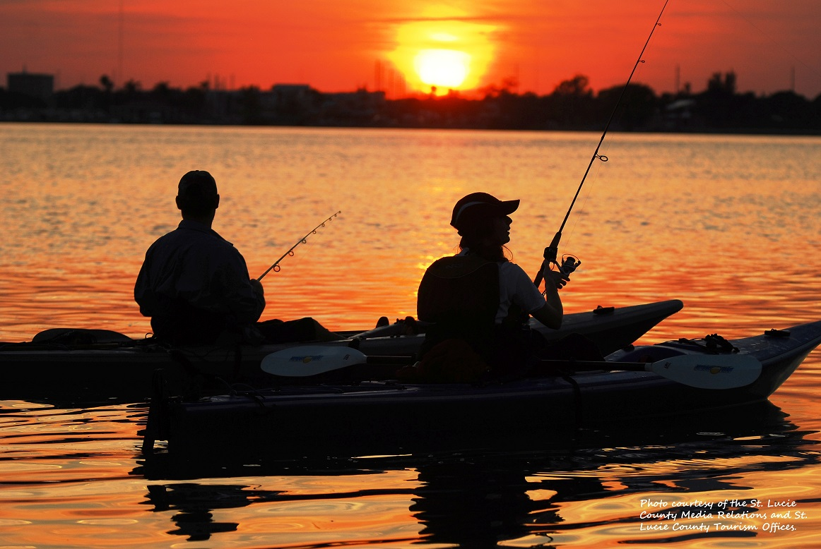 Kayak_Fishing_on_Indian_River_Lagoon - pga village